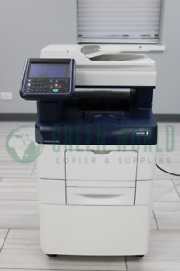 Xerox Workcentre 6655 Multifunction Copier printer 35ppm With Low Meter