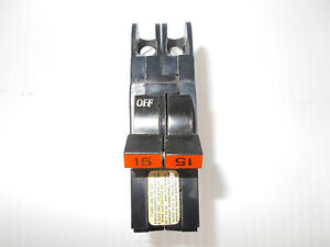Federal Pacific 0215 Circuit Breaker Stab lok 2 Pole New