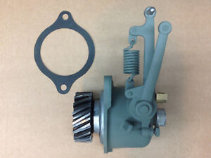Early Ford Tractor 8n Rebuilt Governor With Tach Drive Instructions Cd 9n