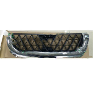 1pc For Mitsubishi Pajero Shogun Sport 1998 2008 Front Upper Grill Assembly