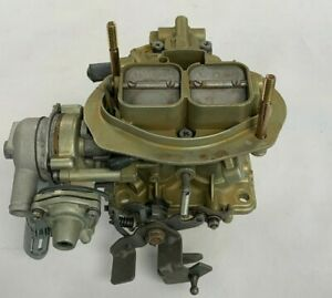 1973 74 Ford Pinto 2 0l 122 Holley 5200 2bbl Carb Motorcraft Weber