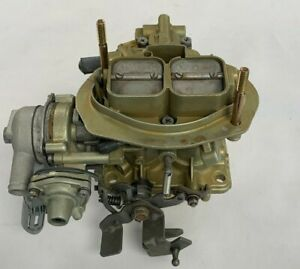 1974 Ford Pinto 2 0l 122 Holley 5200 2bbl Carb Motorcraft Weber