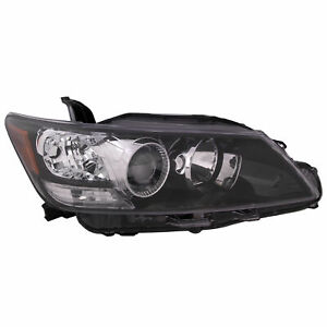 Replacement 81170 21200 Headlight Head Lamp Right For 2011 2012 2013 Scion Tc