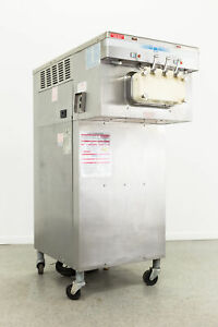 Taylor Ice Cream 771c 33 Soft Serve Machine Used 63351