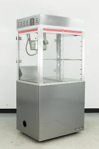 Gold Medal Products 1618ets Popcorn Machines 63374 used