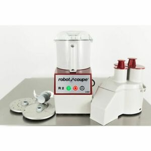 Robot Coupe R2n Food Processor Countertop 490396 floor Model