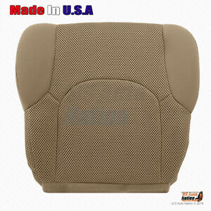 For 2008 2009 2010 Nissan Frontier Driver Bottom Cloth Replacement Cover Tan
