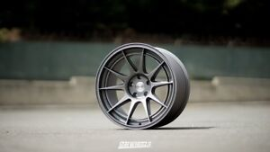 Esr Sr13 18x9 5 22 5x114 3 Battle Ship Grey Is250 Rx8 S2000 G35 Supra Rx7