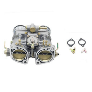 Imufer Replace Weber 48idf Carburetor With Air Horn For Bug beetle vw porsche