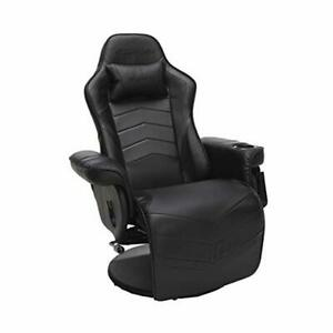Respawn 900 Racing Style Gaming Recliner Reclining Gaming Chair In Black rsp