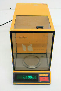 Sartorius Analytical Laboratory Balance 1773 Capacity 300 G Readability 0 1 Mg