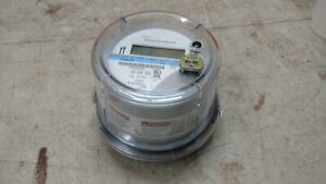 Itron Sunrun Openway Centron Wireless Smart Watthour Meter Cl200 240v 3w C2s0ds