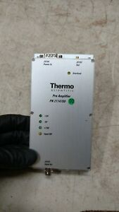 Used Thermo Scientific Pre Amplifier Iii Unit pn 2114700