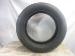Set Of Four 4 Used Bridgestone Dueler H L Alenza 255 55r20 107h Dot 0611 C