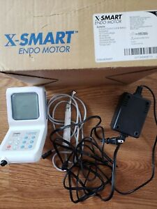Dentsply X smart Endo Motor W b l Super endo Alpha Ii With Free Files And More