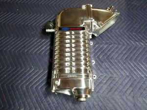 2011 2014 Mustang Gt 5 0 Ford Racing Whipple 2 3 Polished Supercharger