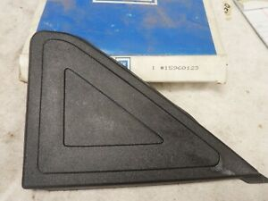 Gm Oem Door Side Rear View Mirror opening Panel Left 15960123 Free Shipping