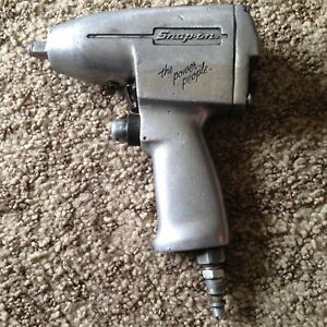 Obo Snap On Air Pneumatic Impact Wrench Reversible 3 8 Drive Im31