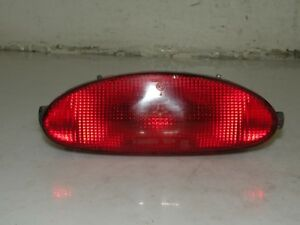 Peugeot 206 2000 Lhd Hatch Rear Bumper Fog Light Lamp