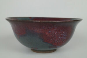 A Magnificent Of Chinese Jin Jun Ware Porcelain Open Bowls