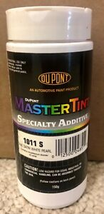 1011 S 150 Net Grams Fine Satin W Pearl Dupont Master Tint