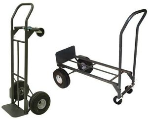 Milwaukee Dolly Hand Truck 800 Lb Capacity 2 Way Convertible local Pickup Only