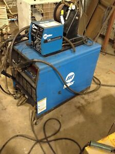 Miller Deltaweld 652 Cv dc And S 60 Wire Feeder Will Ship Upon Request
