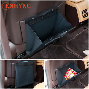 Car Trash Bag Car Garbage Can Automotive Back Seat Silicone Material Accessory