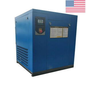 Hpdmc 20 Hp Air Compressor Rotary Screw 81cfm 115psi 230v 3 phase Compressore