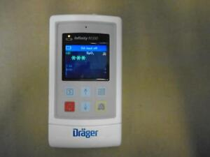 Drager Infinity M300 Patient Telemetry Monitor W Spo2 Holter