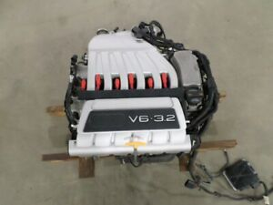 Oem Audi Tt 08 09 3 2l V6 Engine id Cbr automatic Application tested
