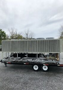 Trane Air Cooled Chiller 125 Ton Low Hours