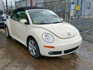 Rear View Mirror Without Digital Clock Fits 06 10 Beetle 1266936