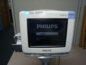 Philips M8105as Intellivue Mp5sc Patient Monitor