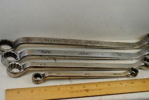 Mac Tools Offset Box Wrenches 4 Pieces