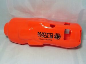Matco Boot For Infinium Tools 1 2 Impact Wrench Gun Mcl2012hpiw 20v Orange