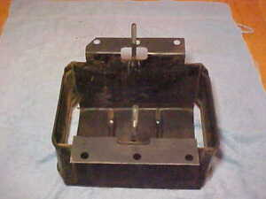 Nos Mopar 796866 Battery Box 1939 Chrysler Desoto