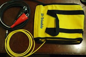 Trimble Ms750 Base Station Battery Power Cable Pn 44087 new