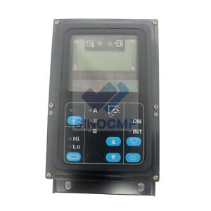Pc200 7 Pc220lc 7 Lcd Monitor 7835 10 2003 For Komatsu Excavator Display Panel