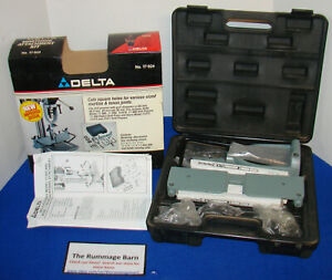 Delta 17 924 Mortising Attachment Kit With Case
