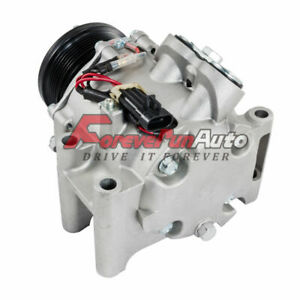Ac Compressor For Gmc Buick Chevrolet Envoy 2002 2003 2004 2009 Co 4910ac