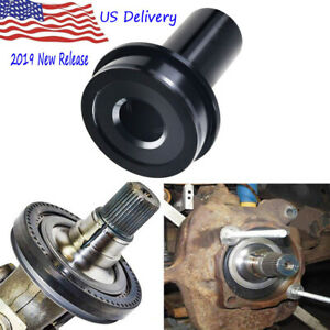 Axle Shaft Seal Installer Wheel Knuckle Vacuum Oil Seal Installer Tool For Ford