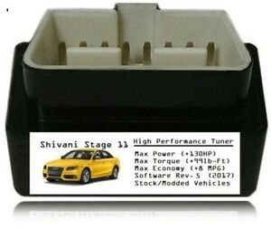 Stage 11 Performance Power Tuner Chip Add 130hp 8mpg Obd Tuning For Gm Truck