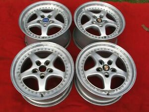 Genuine Speedline Sl 978 A Alessio Porsche 911 964 993 996 18 Wheels