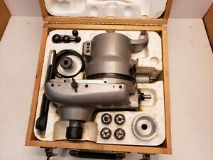 Volstro Rotary Milling Head In Case W Accessories Completed Set Free Shipping