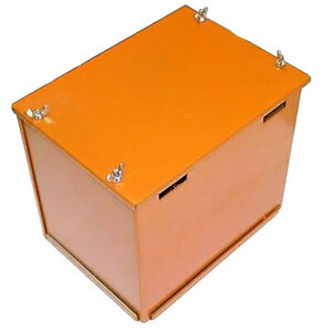 Allis Chalmers Battery Box For D10 D12 Tractor 233332 Models 70233332