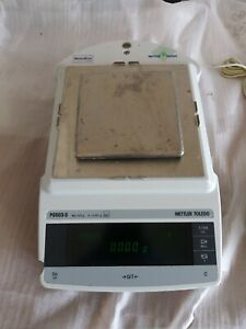 Mettler Toledo Pg503 s Analytical Balance Digital Scale 510g