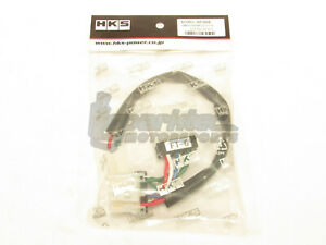 Hks Turbo Timer Harness Ft 3 For Subaru Impreza Wrx Sti Forester Xt 4103 Af006
