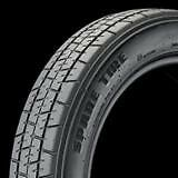 Temporary Compact Tire For Spare Only 135 80 16 Tire Only Donut No Wheel