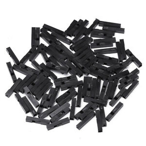 5000pcs 1 Pin Header Connector Housing For Dupont Wire Jumper Compact